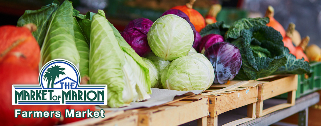 The Market of Marion – a Flea and Farmers Market – a Flea